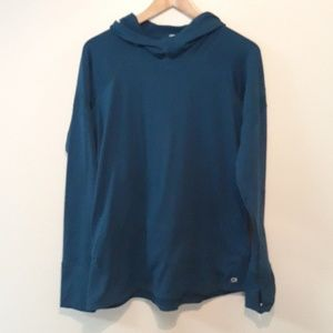 Gapfit Workout Hoodie with Thumholes XL